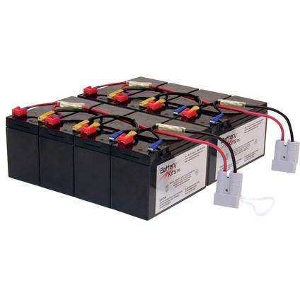 Baterie de rezerva tip cartus #12