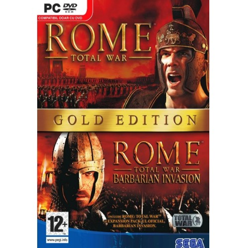 Joc PC Rome: Total War Gold Edition thumbnail