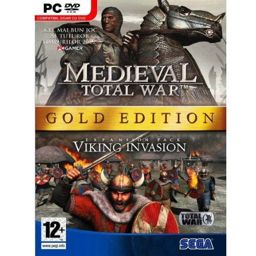 Joc PC PC Medieval: Total War Gold Edition thumbnail