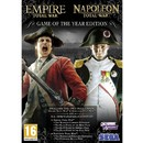 Joc PC Sega Empire and Napoleon Total War Game of the Year Edition