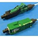 Conector LC LightCrimp Plus, Duplex, 10 GBit XG 50/125