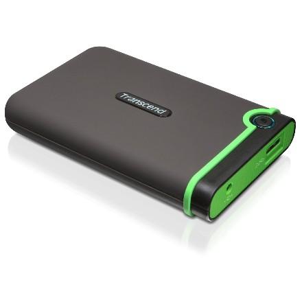 Hard Disk Extern Extern Storejet 2.5 500gb Usb 3.0 Black-green Ts500gsj25m3