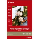 Consumabil Photo Paper Plus Glossy II 5x7 20 Sheets