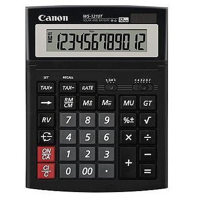 Calculator de birou WS-1210T thumbnail