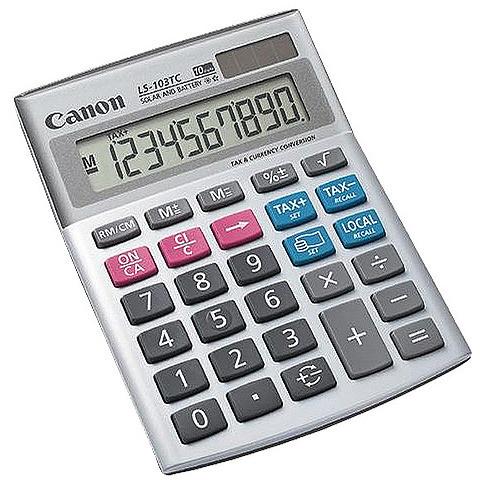Calculator de birou LS-103TC thumbnail
