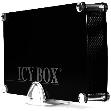 Rack HDD Rack Icy Box IB-351StU3-B thumbnail