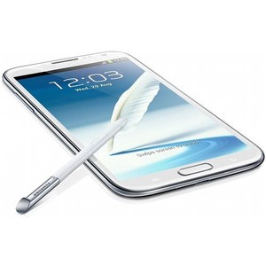 Smartphone Samsung N7100 Galaxy Note 2 16GB Marble White