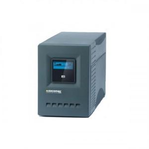 UPS Socomec NeTYS PE 1500VA BAT60min USB LCD