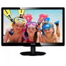 LCD 21.5inch 5ms DVI VGA Audio Black