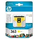 Cartus 363 Yellow Ink Cartridge with Vivera C8773EE