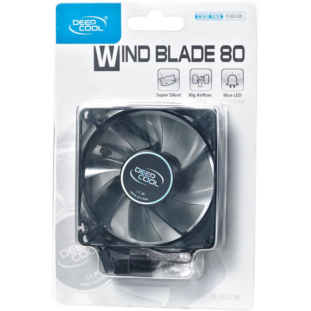 Ventilator Ventilator Wind Blade 80mm LED thumbnail
