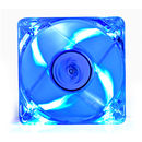 Xfan 80L Clear 80mm LED fan