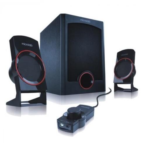 Sistem audio 2.1 M 111 Black thumbnail
