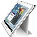 tip Suport protectie Galaxy Tab 2 Book Cover White