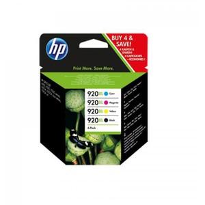 Consumabil HP Cartus 920XL Combo Pack C2N92AE