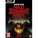 PC Sniper EliteNazi Zombie Army