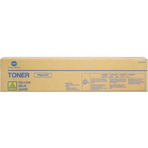 Consumabil Toner Konica Minolta Tn-210y Yellow