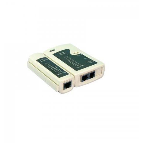 Tester cablu RJ11 RJ12 RJ45 WZ0010