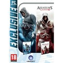 Assassins Creed si Assassins Creed 2 Pack Exclusive