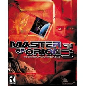 Joc PC USD PC Master of Orion 3