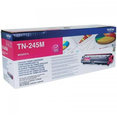 Consumabil Toner Tn245m Magenta