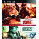 Pachet PS3 Ghost Recon Advanced Warfighter 2 si Rainbow Six Vegas