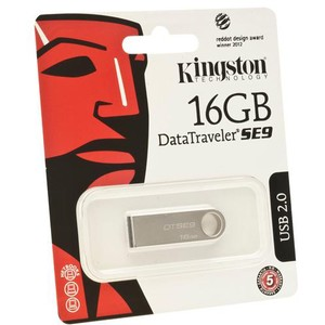 Memorie USB Kingston DataTraveler SE9 16GB