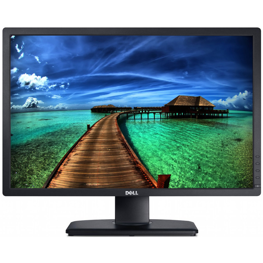 Monitor U2412M Ultrasharp black thumbnail