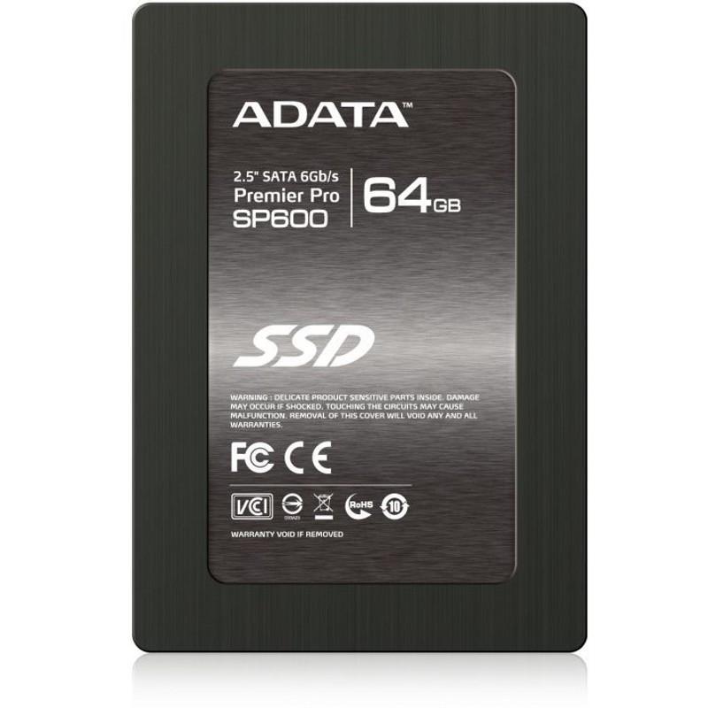 Ssd Premier Pro Sp600 64gb Sata-iii