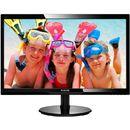 LCD 246V5LHAB 24 inch Negru