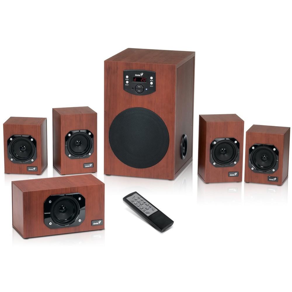 Sistem audio 5.1 SW-HF5.1 4600 125W thumbnail