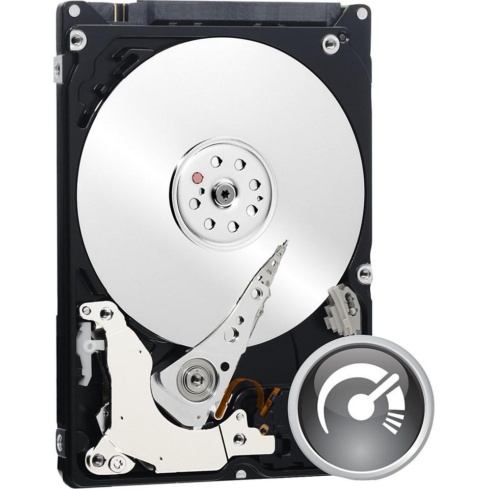 Hard Disk Laptop Wd7500bpkx Black 750gb Sata-iii 7200rpm
