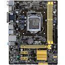 H81M-A Intel LGA1150 mATX