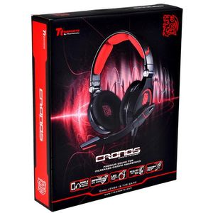 Casti gaming Thermaltake Gaming Tt eSports Cronos Black