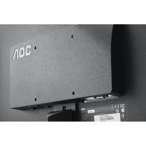 Monitor AOC E2070SWN 19.5 inch 5ms LED Black