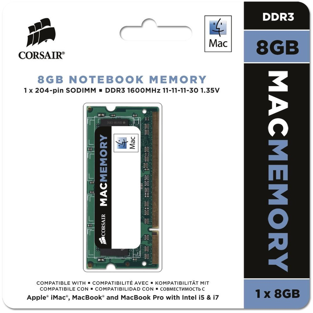Memorie Laptop Mac 8gb Ddr3 1333mhz Cl11