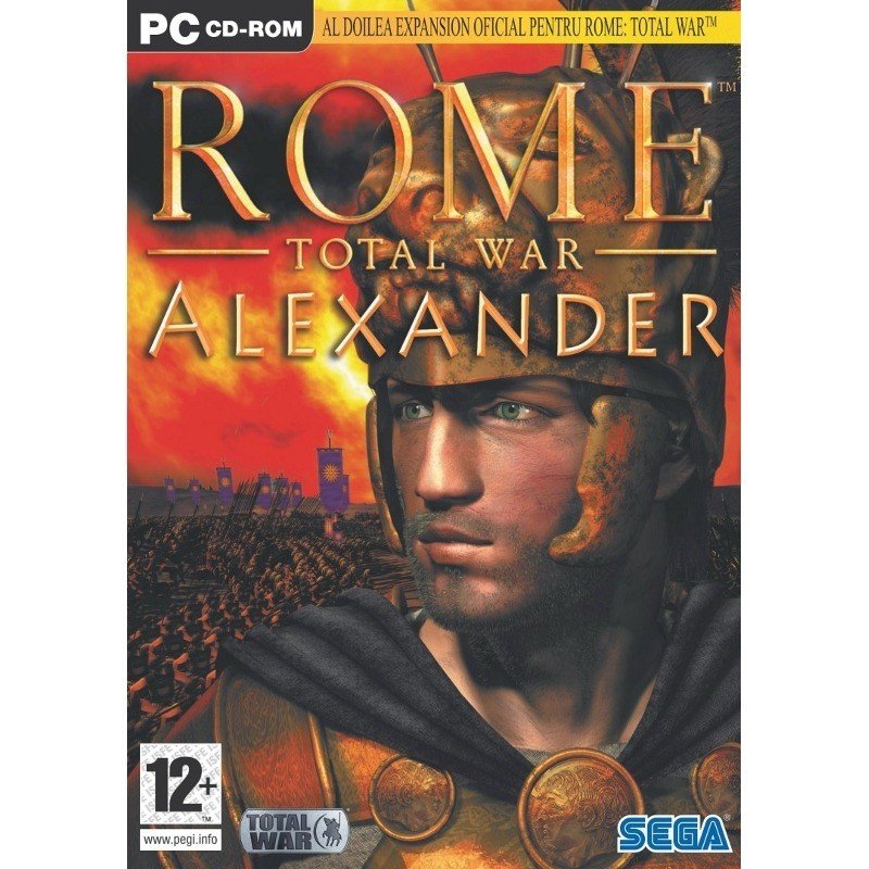 Joc PC Rome: Total War - Alexander PC thumbnail