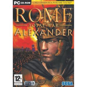Joc PC Sega Rome: Total War - Alexander PC