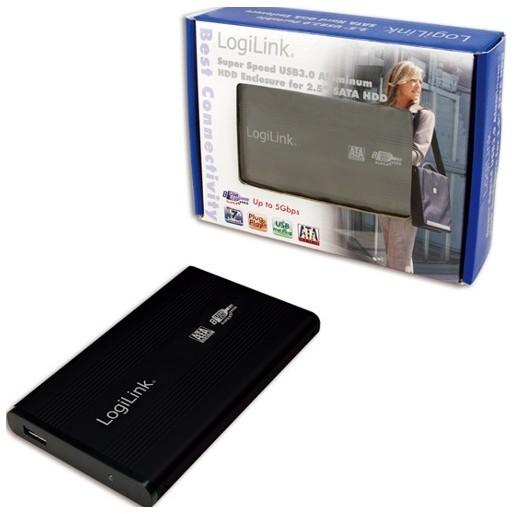 Rack HDD UA0106 2.5 inch USB 3.0 Negru thumbnail