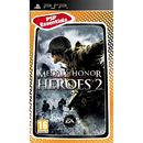 MEDAL OF HONOR HEROES 2 PSP ESSENTIALS PSP