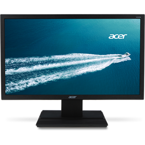 Monitor 19.5 LED ACER V206HQLAB Black thumbnail