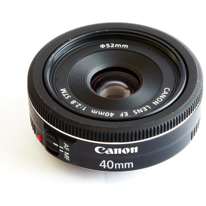 Obiectiv Ef 40mm F/2.8 Stm