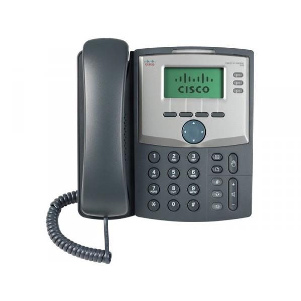 Telefon Fix Spa501g Ip 8 Linii Cu Porturi Poe Si P