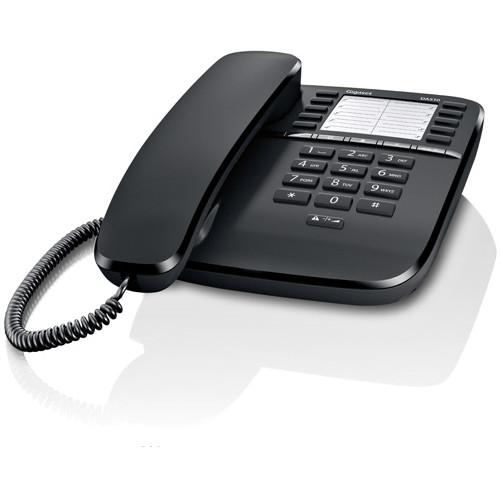 Telefon fix DA510 cu fir Negru thumbnail