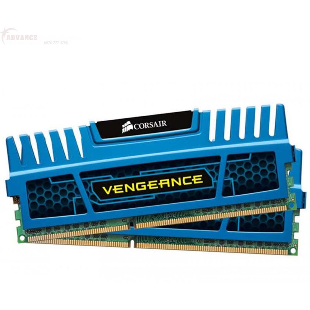 Memorie Vengeance Blue 8GB DDR3 1600Mhz Dual Channel thumbnail