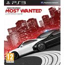 NEED FOR SPEED MOST WANTED - PS3