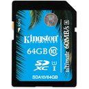 SDXC 64GB Clasa 10 SDA10/64GB