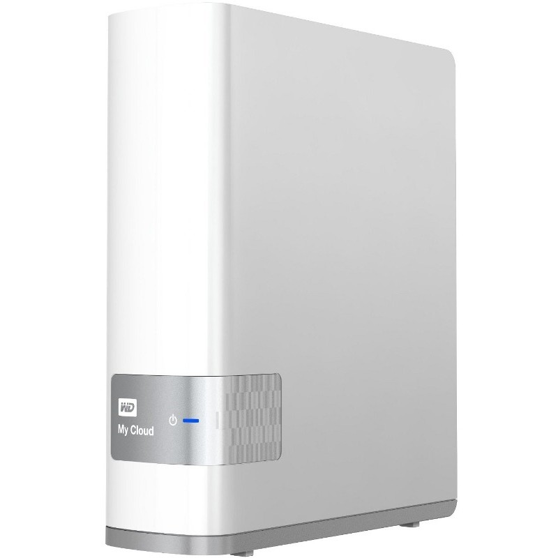 Network Attached Storage My Cloud 2tb White