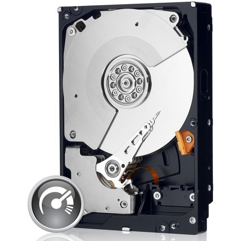 Hard disk 1Tb SATA 3 7200 Rpm 64Mb cache Black thumbnail