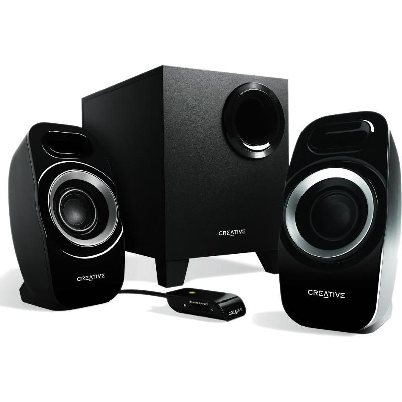 Sistem Audio 2.1 Inspire T3300 Black